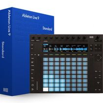 Ableton Push 2 + Live 9 Standard