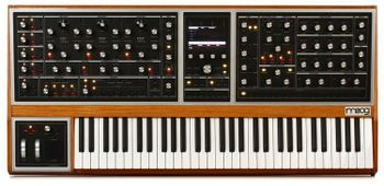 Moog One 8 voice