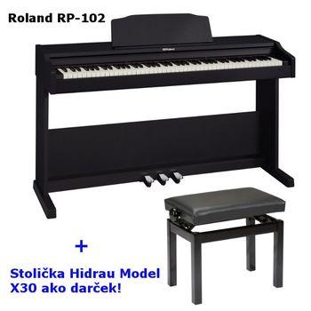 Roland RP-102 BK SET