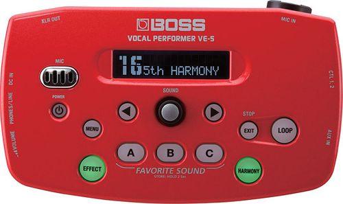 Boss VE-5 RD